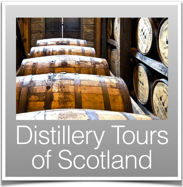 Distilleries Scotland Blog