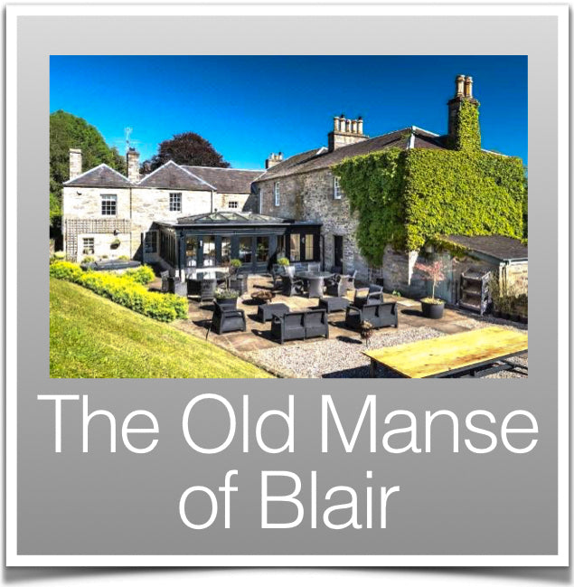 The Old Manse of Blair