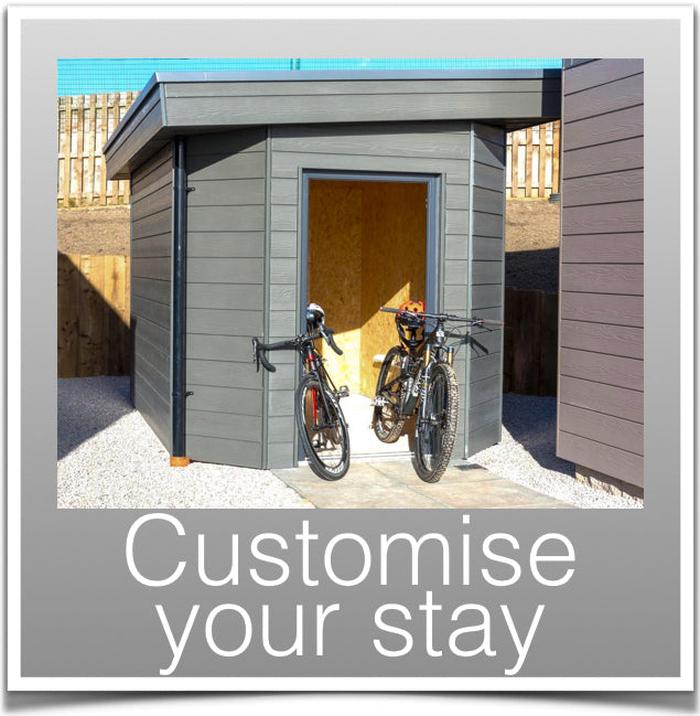 Customise your Stay