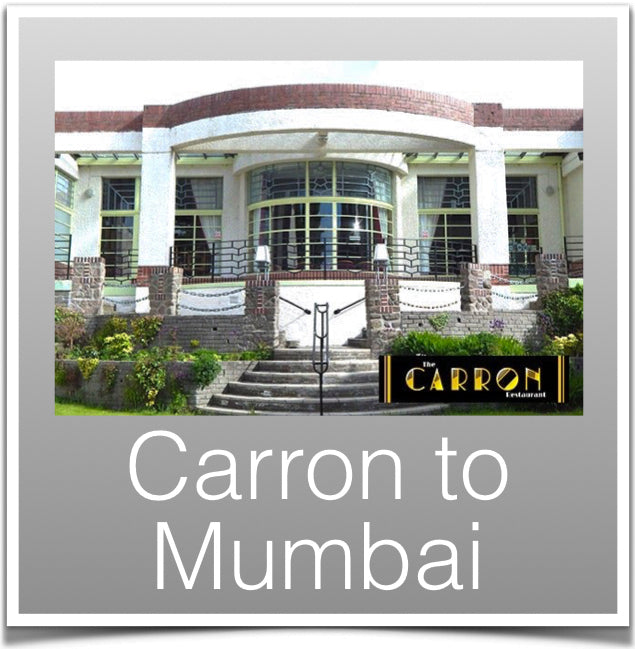 Carron to Mumbai