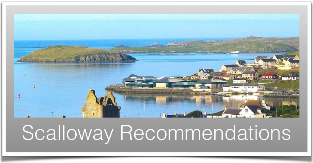 Scalloway Recommendations