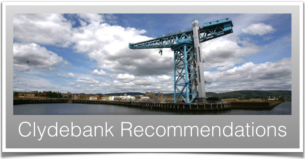 Clydebank Recommendations