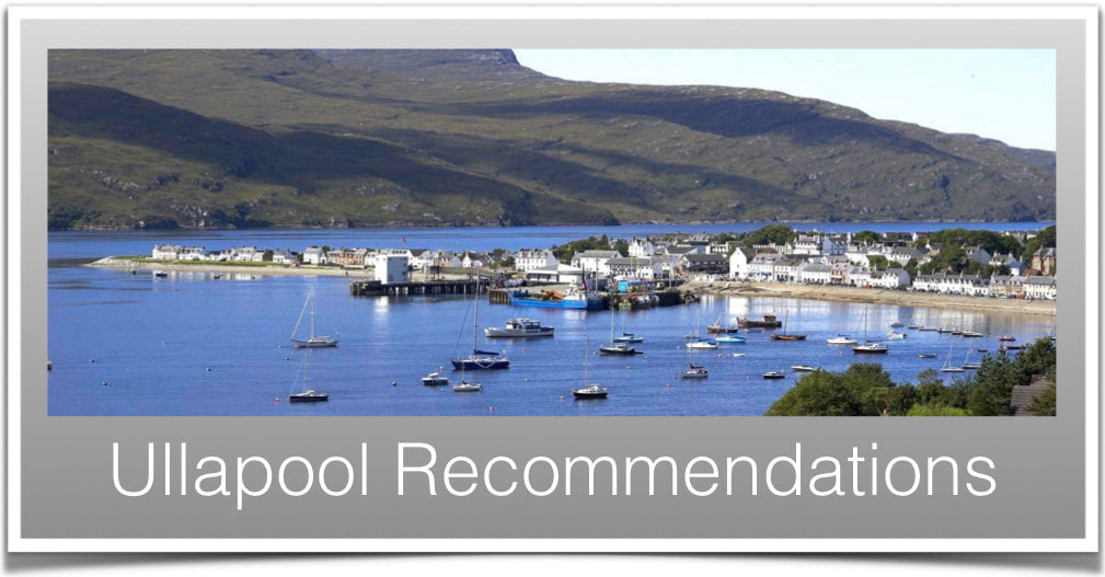Ullapool Recommendations