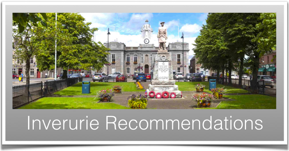 Inverurie Recommendations