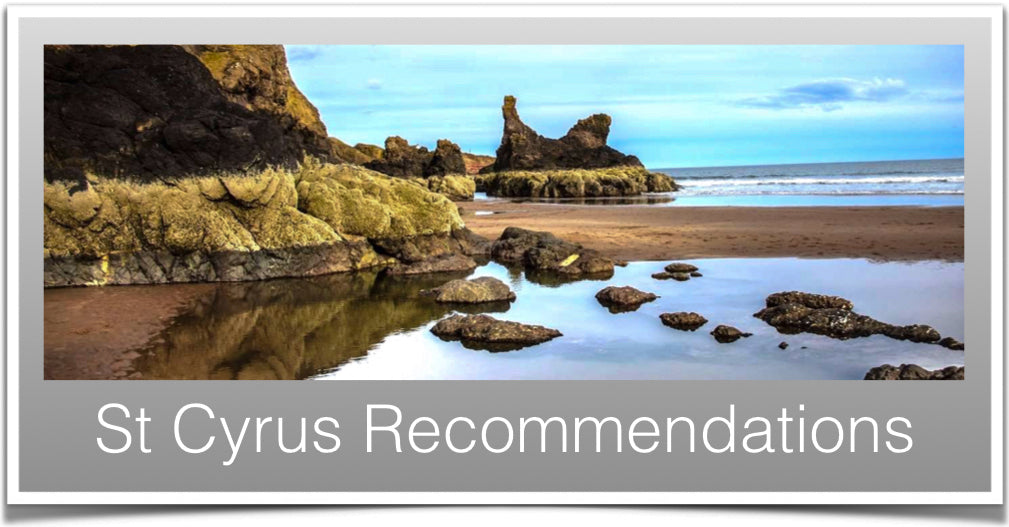 St Cyrus Recommendations