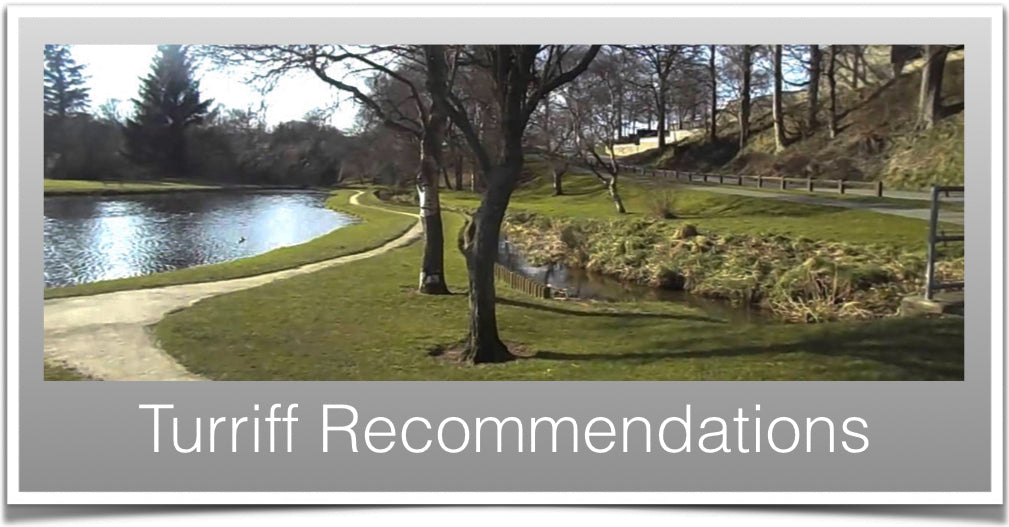 Turriff Recommendations