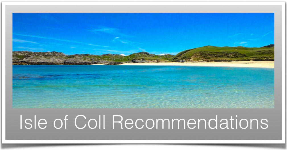 Isle of Coll Recommendations