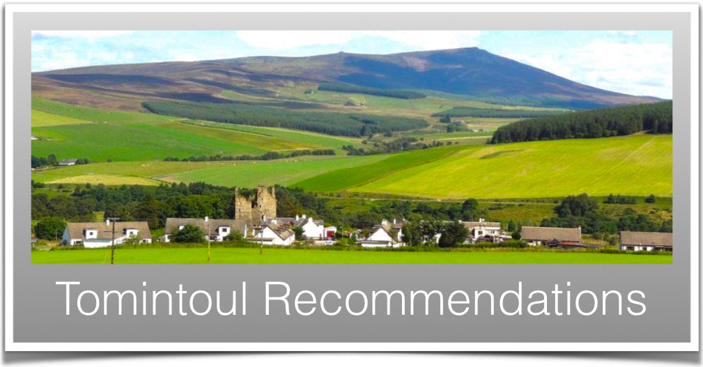Tomintoul Recommendations