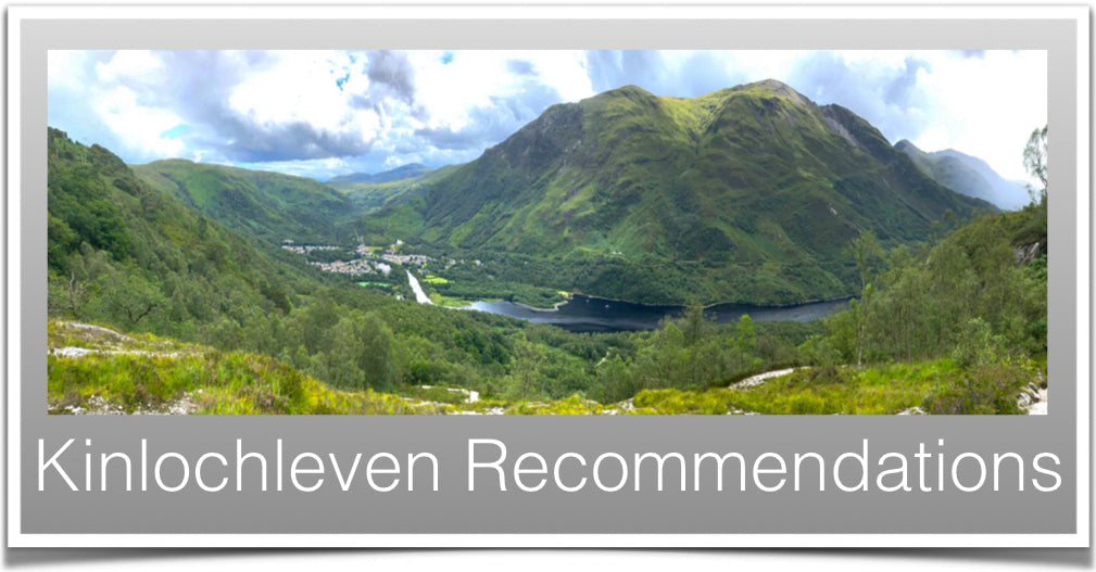 Kinlochleven Recommendations