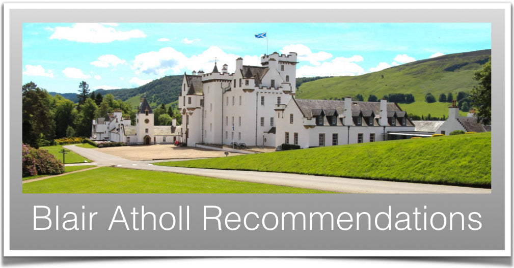 Blair Atholl Recommendations