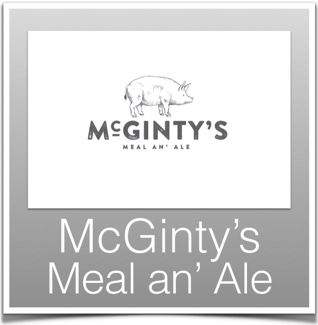 McGintys Meal an ale