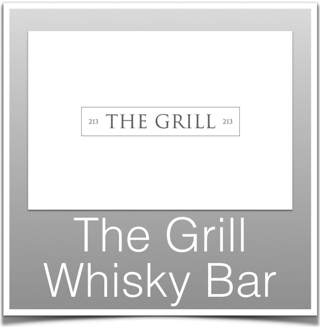 The Grill Whisky Bar