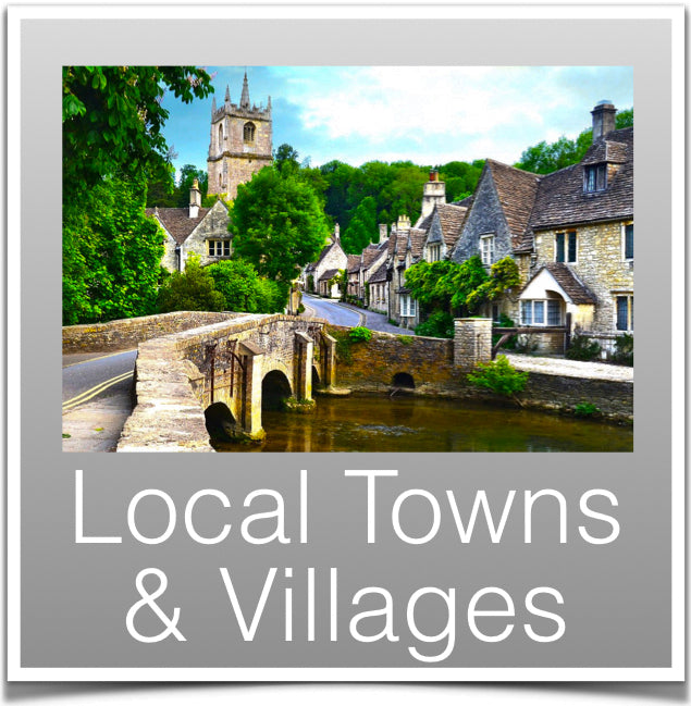 Local Towns & Villages