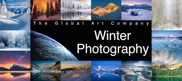 The Winter photography collection - The Global Art Company