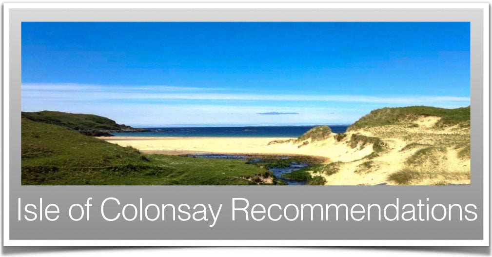 Isle of Colonsay Recommendations