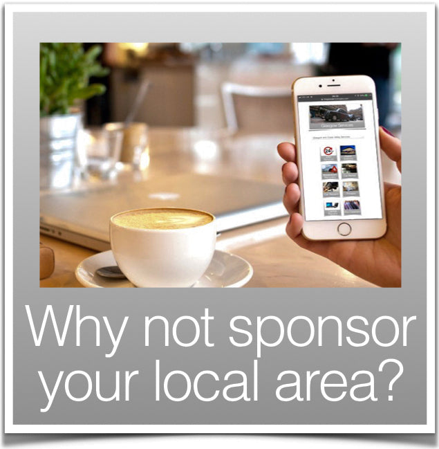 Why not become Sponsor