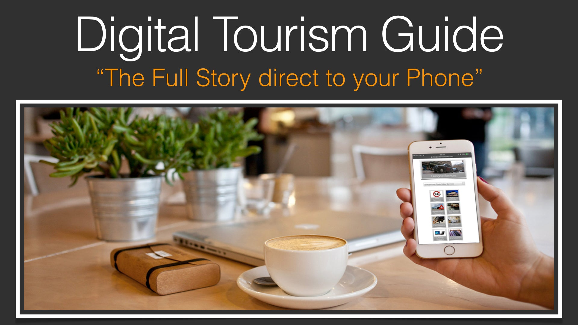 Digital Tourism Guide