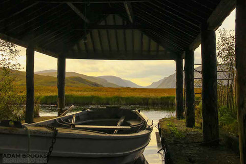 The Tranquil Boathouse