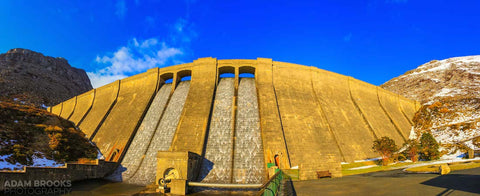 The Mighty Dam