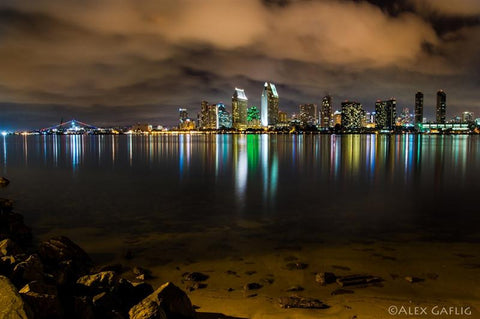 The Colours of San Diego