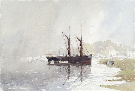 Reflections, Pin Mill W.COL