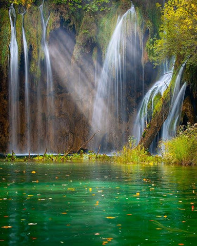 Magic Waterfalls