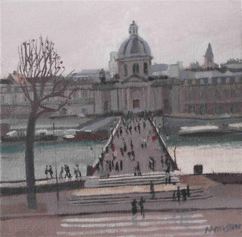 Artist's Bridge, Paris