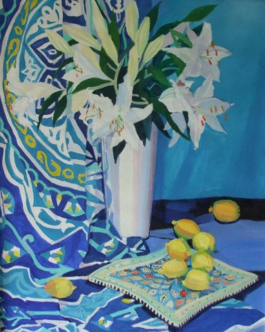 Lillies and Lemons