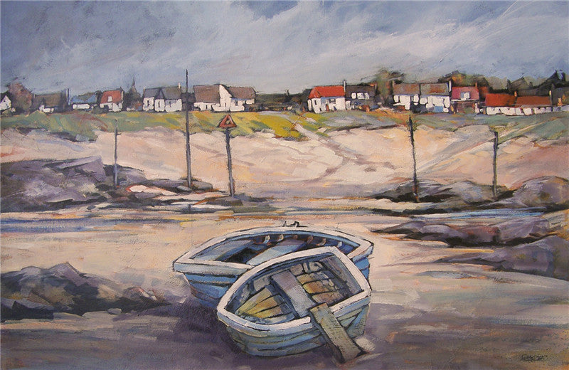 Low tide, Westhaven