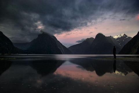 Reflecting In Milford Sound