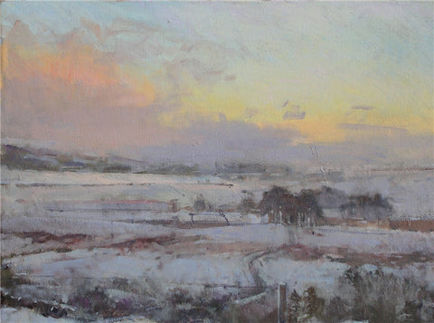 Winter, Alston Moor