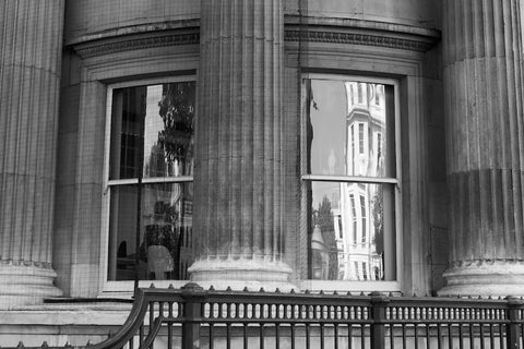 National Portrait Gallery Windows