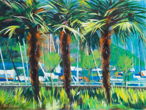 Palm Trees, Spiez
