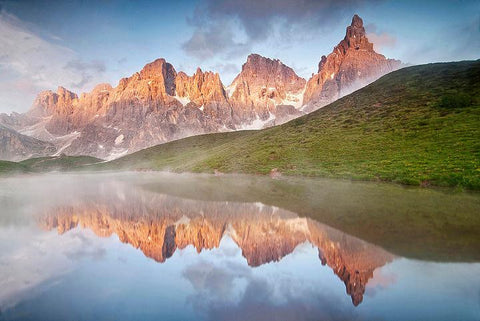 Moments of Dolomites