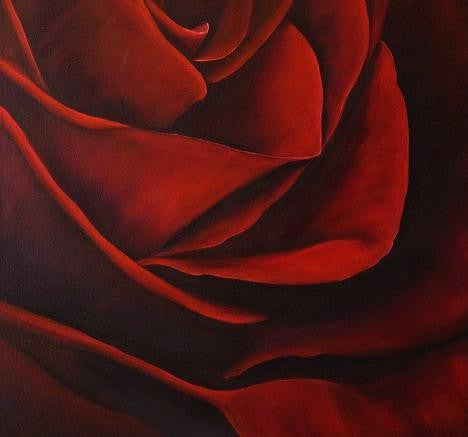 Red Rose Passion
