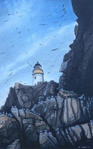 Gannet Colony, Bass Rock 2