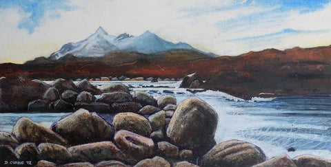 River Rocks, Sligachan