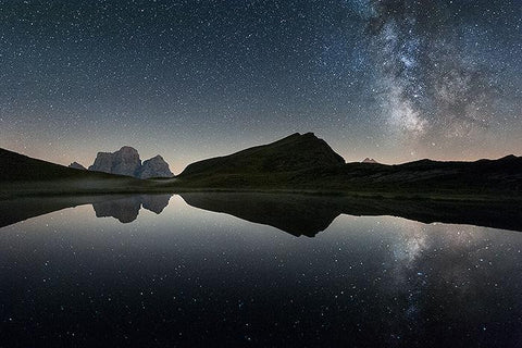 The Mirror of the Universe