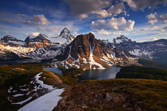 Mount Assiniboine Vista