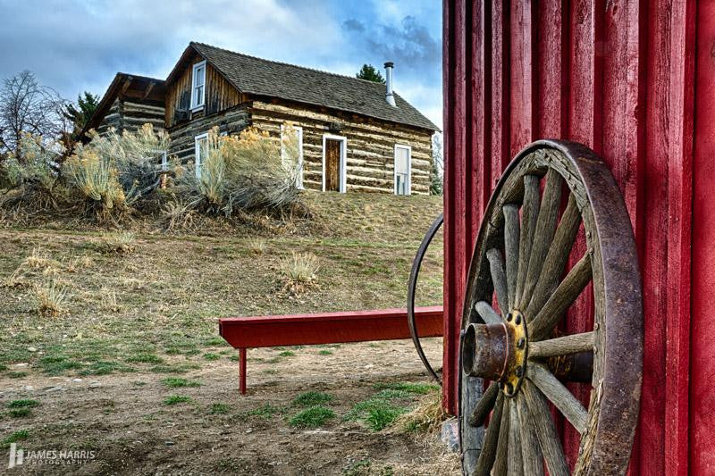 Relics of the Old West