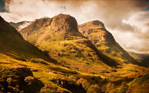 Three Sisters Glen Coe Scotland