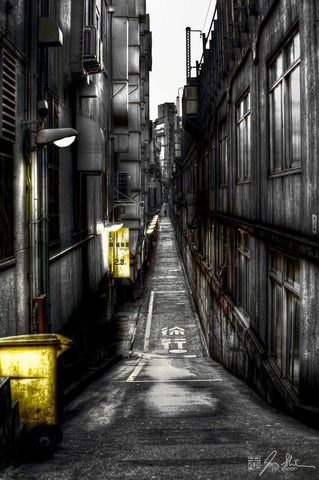 Alley Of Broken Dreams
