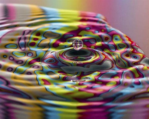 Coloured Ripple