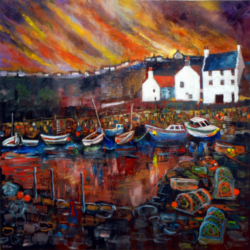 Crail Sunset