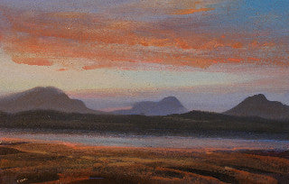 EVENING LANDSCAPE, INVERPOLLY
