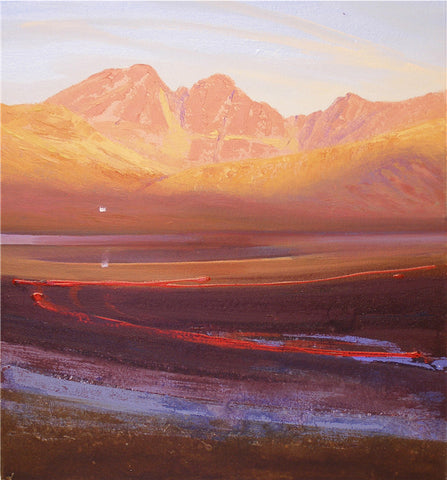 MORNING LIGHT, LOCH SLAPIN