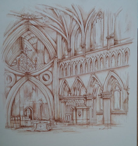 Wells Cathedral Series 5 - 2014