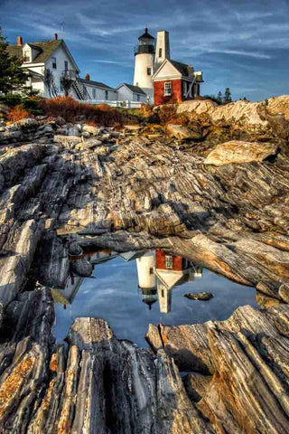 Iconic Pemaquid