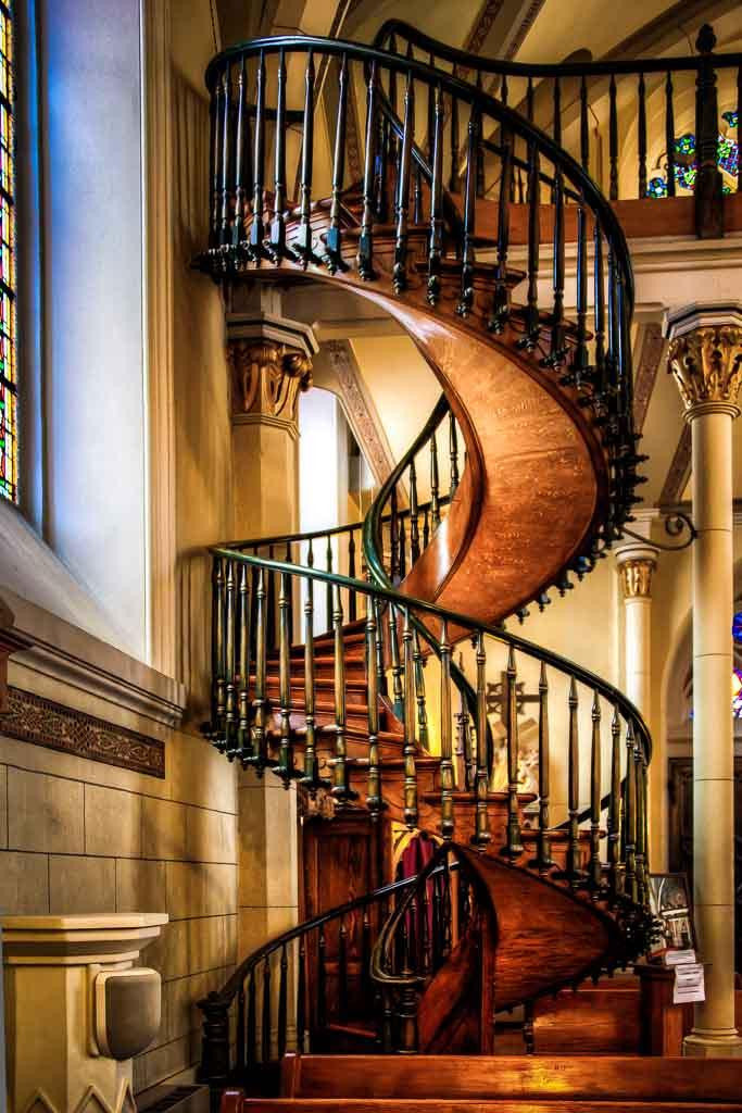 The Miraculous Staircase