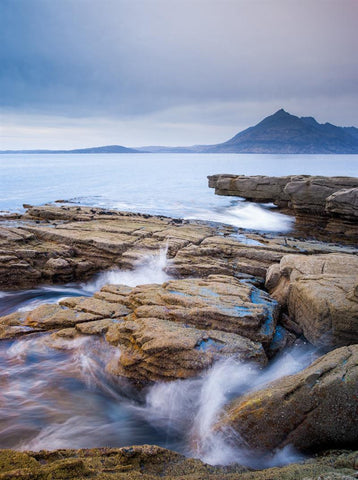 Elgol Rainy Evening